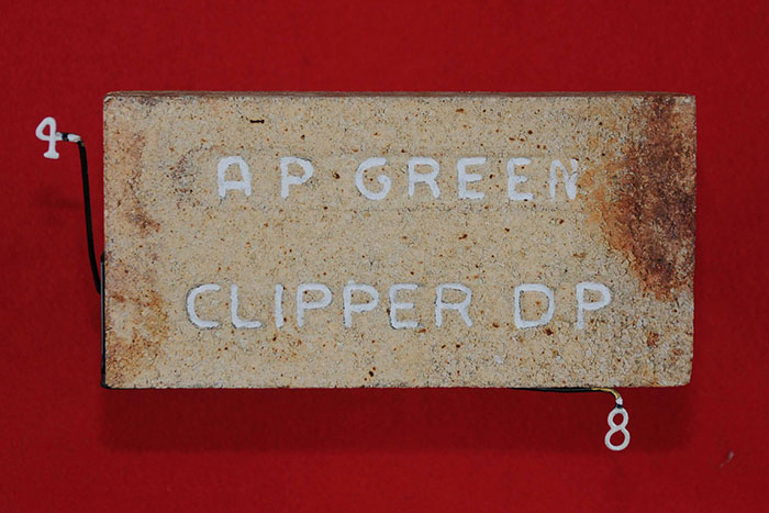 A P GREEN; CLIPPER DP