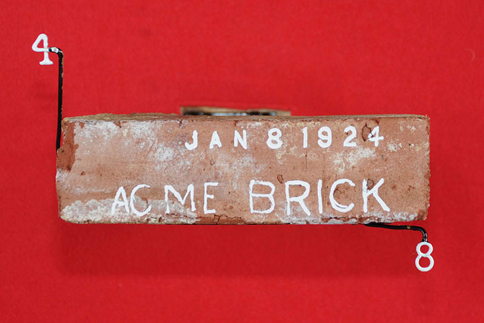 ACME BRICK; JAN 8 1924