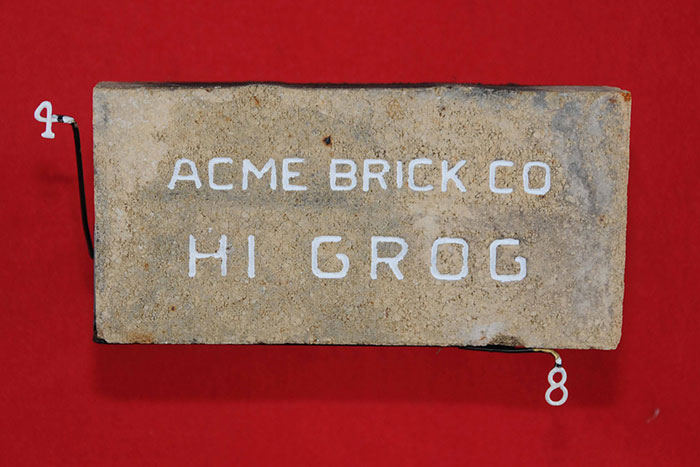 ACME BRICK CO; HIGH GROG