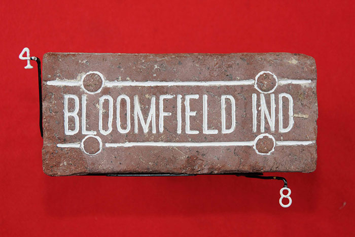 BLOOMFIELD  IND