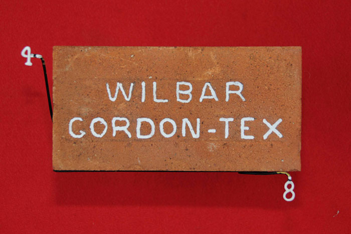 WILBAR; GORDON - TEX