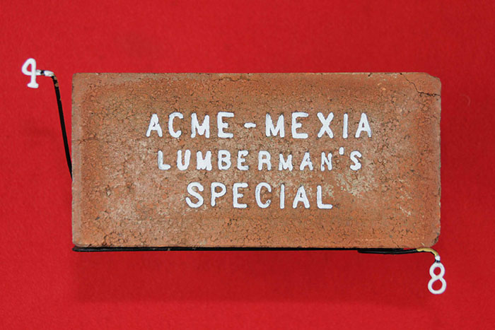 ACME -MEXIA: LUMBERMAN