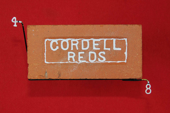 CORDELL; REDS