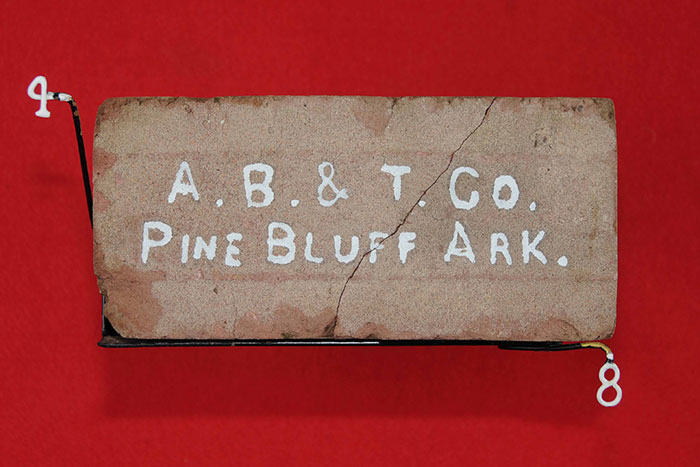 A. B. & T. CO.; PINE BLUFF ARK.
