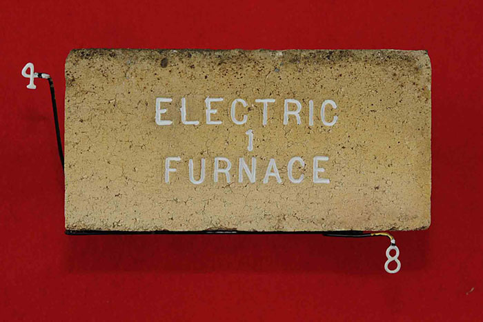 ELECTRIC; 1; FURNACE