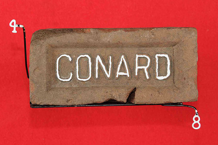 CONARD (LG. LETTERS)