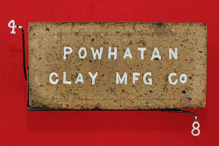 POWHATAN; CLAY MFG CO
