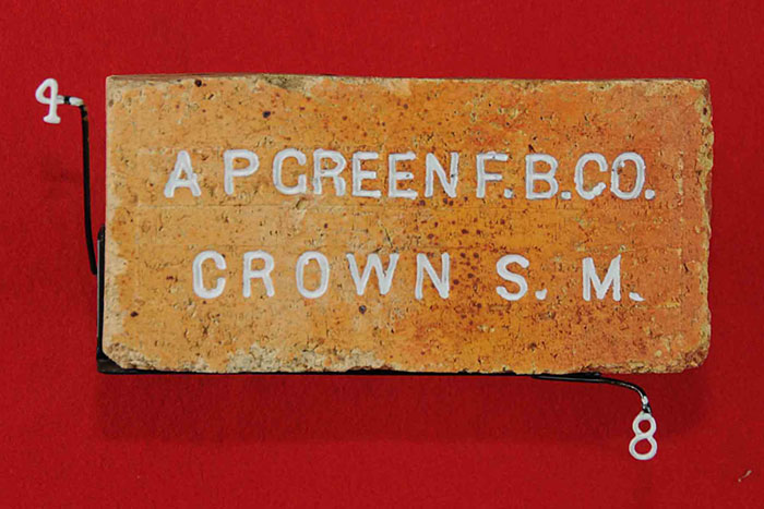 A P GREEN F. B. CO.; CROWN S. M.