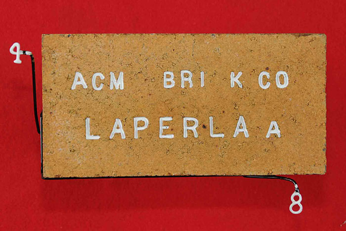 ACM BRI K CO; LAPERLA a