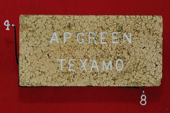 A P GREEN; TEXAMO