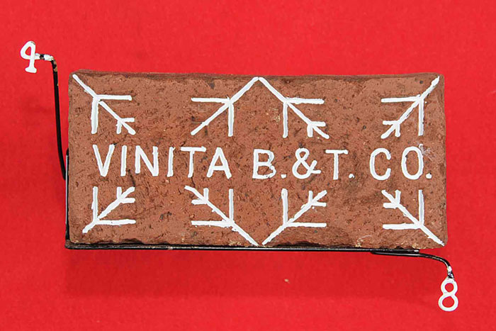 VINITA B. & T. CO. (TURKEY TRACKS)