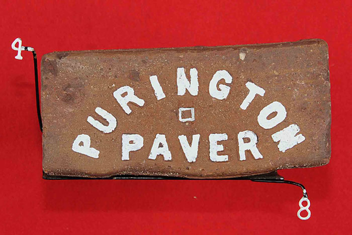 PURINGTON; PAVER