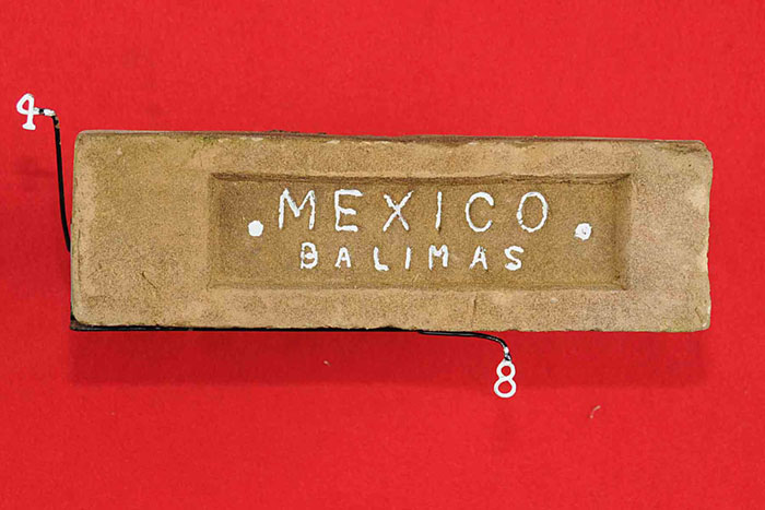 MEXICO; BALIMAS (DOT EA SIDE)