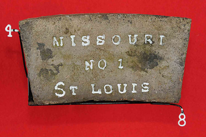 MISSOURI; NO 1; S LOUIS