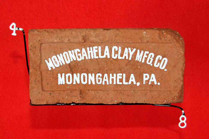 MONONGAHELA CLAY MFG. CO.;MONONGAHELA, PA.