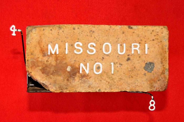 MISSOURI;NO 1