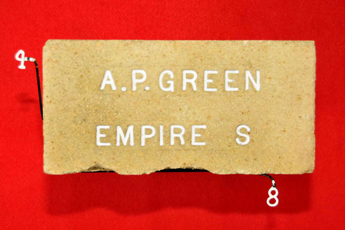 A.P.GREEN;EMPIRE S