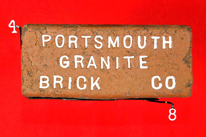 PORTSMOUTH;GRANITE;BRICK   CO