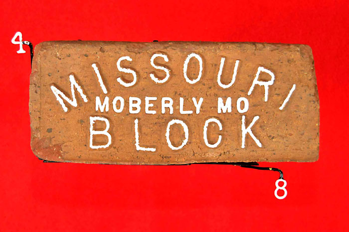 MISSOURI;MOBERLY MO;BLOCK