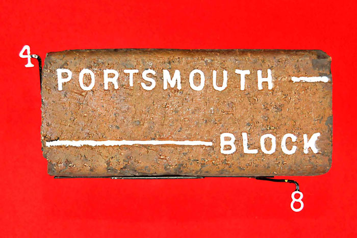 PORTSMOUTH-;-BLOCK