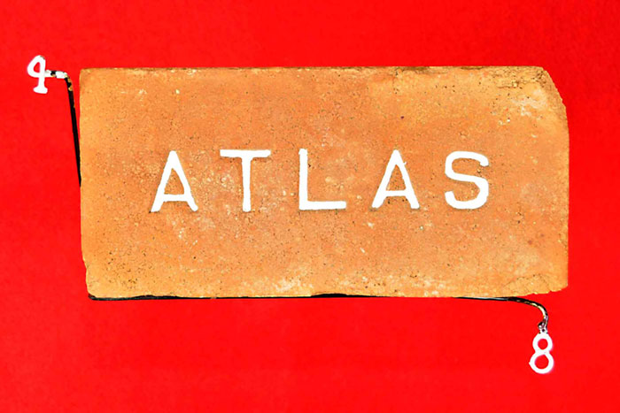 ATLAS(SMALL PRINT)