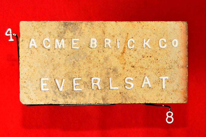 ACME BRICK Co;EVERLSAT