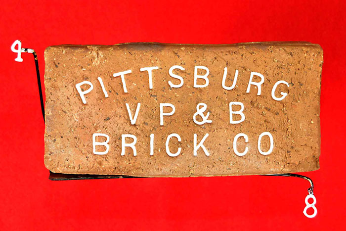 PITTSBURG;V P & B;BRICK CO